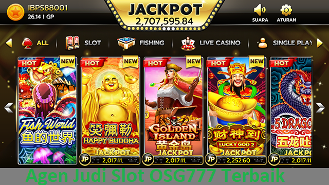 agen slot mesin android