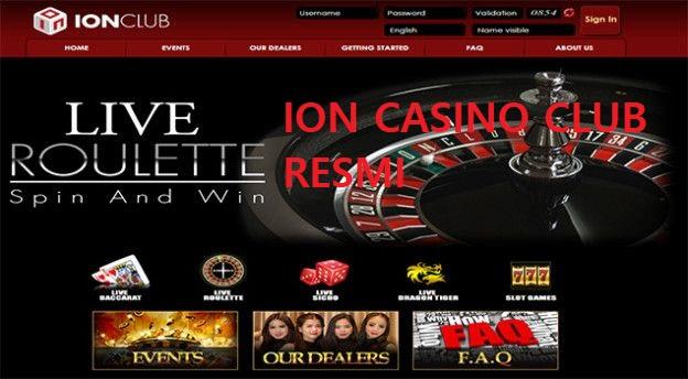Benefit Yang Terdapat Pada Judi Ion Casino Terpercaya