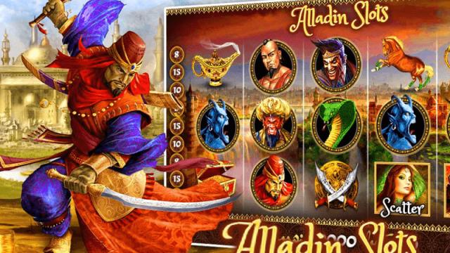 Fitur Bonus Aladdin Slot Online